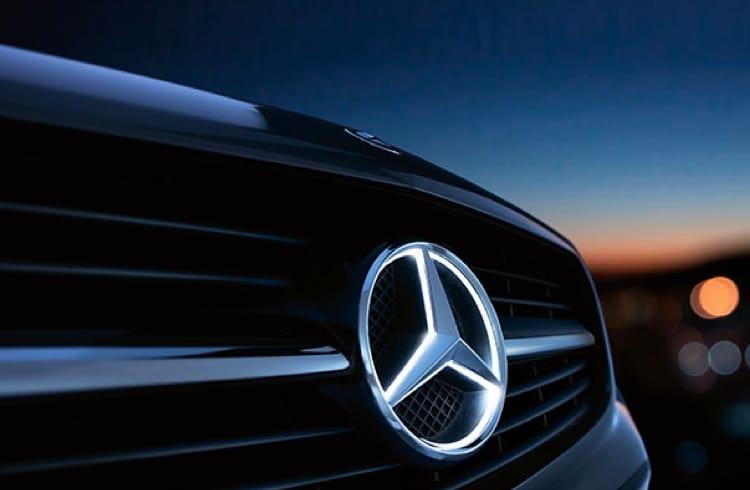 Mercedes-Benz Grille